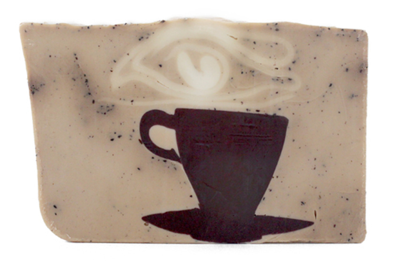 French Press Coffee Soap
