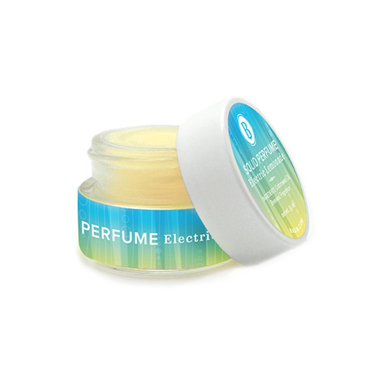 Electric Lemonade Solid Perfume