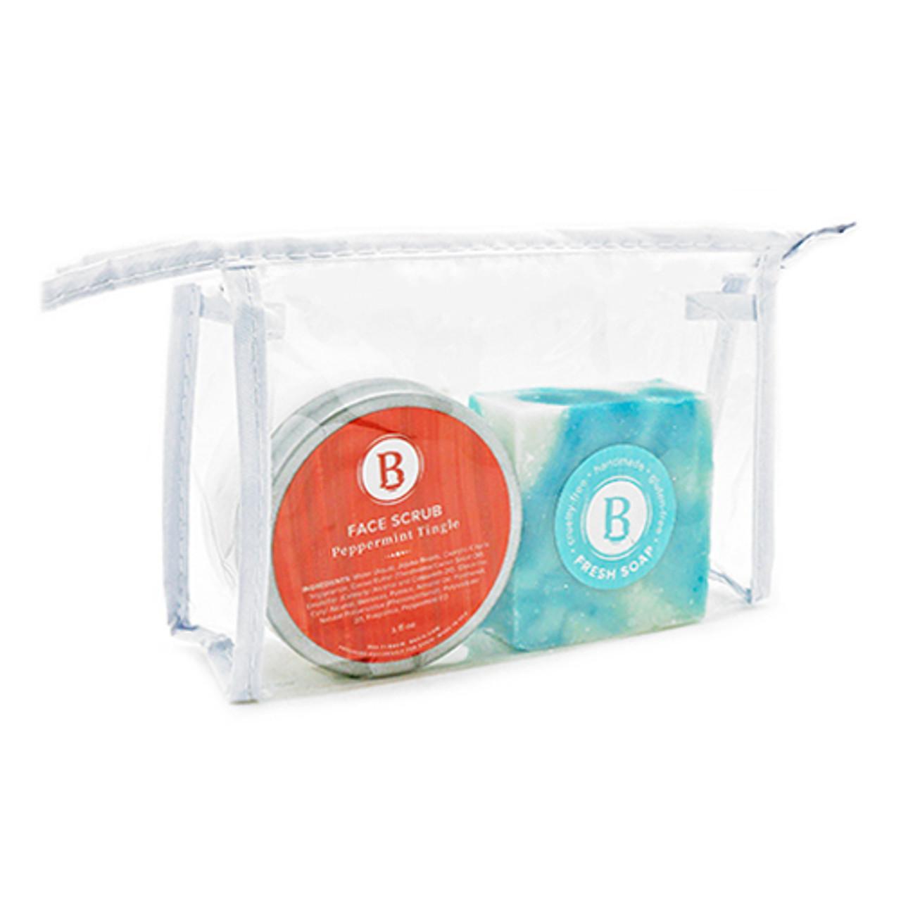 Peppermint Tingle Face Care Bag
