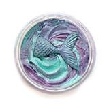 Mermaid Sugar Soufflé
