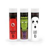 Halloween Lip Balm Trio Bag