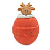 Santa's Reindeer Bath Bomb