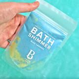 Blue Lagoon Bath Shimmer