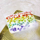 Rock Candy Rainbow Soap (NEW!)