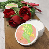 Rose & Rhubarb Mini Body Butter