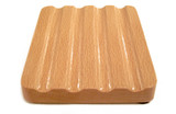 Small Ridged Soap Dish
