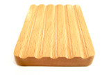 Large Ridged Soap Dish