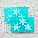 Snowflake Soap