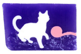 Meow Meow vegetable glycerin soap