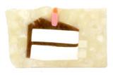 Fresh Cut Birthday Cake Soap