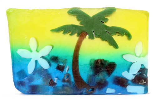 Tropical Sunset Soap