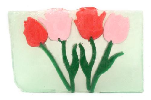 Tulips Soap