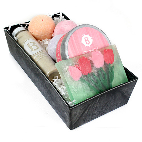 Customize Your Own Body Butter Spa Basket