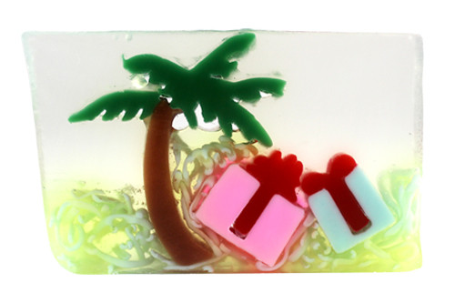 Christmas in Paradise Soap