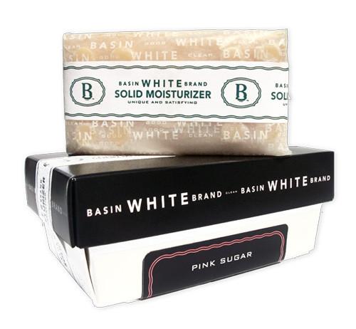 Pink Sugar Solid Moisturizer (Basin White)