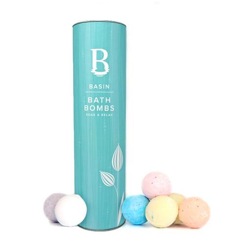 Small Bath Bomb Barrel (Fan Favorites)