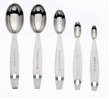 Cuisipro Odd Spoon Measuring Spoons Set of 5