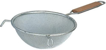 7.25 inch Stainless Single Mesh Strainer