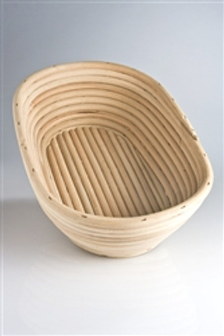 Frieling 10 inch Oval Brotform Risng Basket 1 lb