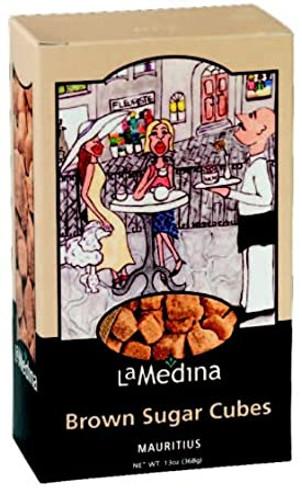 La Medina Brown Sugar Cubes