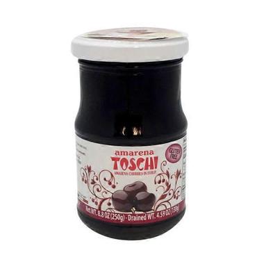 Toschi Amarena  Black Cherries