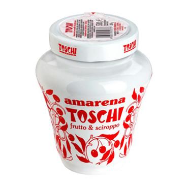 Toschi Wild Italian Cherries in Syrup