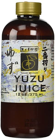 Yakami Orchards Yuzu Juice