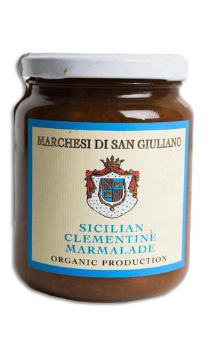 Organic Sicilian Clementine Marmalade