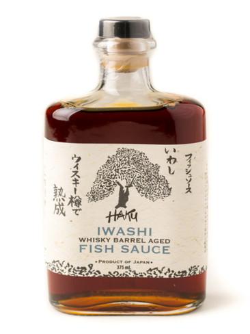 Haku Iwashi Whisky Barrel Aged Fish Sauce
