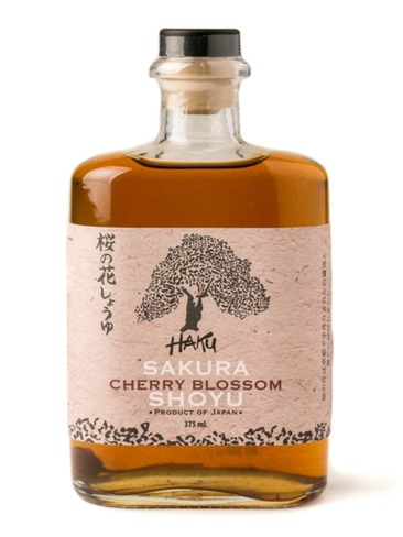 Haku Cherry Blossom Shoyu