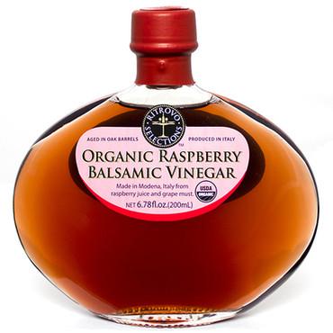 Ritrovo Organic Raspberry Balsamic Vinegar