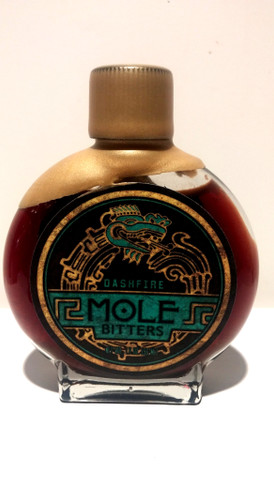 Dashfire Mole Bitters