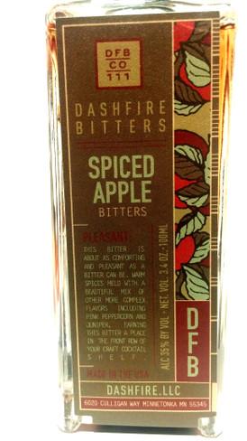 Dashfire Spiced Apple Bitters