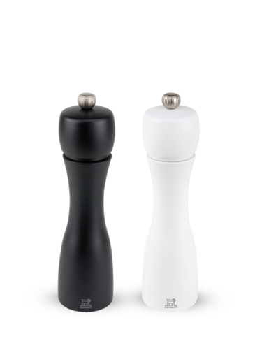 "Peugeot 8.25"" Duo Tahiti Salt and Pepper Grinder Set"