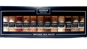 Jacobsen 12 Pack Sea Salt Sampler