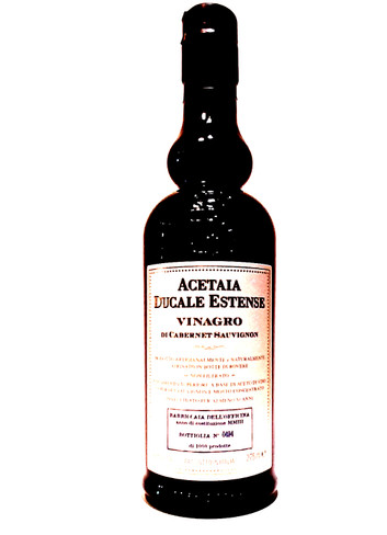 Acetaia Ducale Estense Red Wine Vinegar