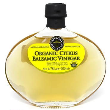 Ritrovo Organic Citrus Balsamic Vinegar
