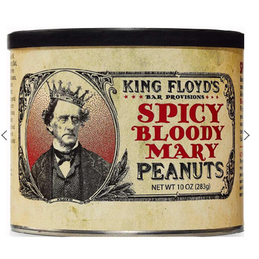 King Floyd's Spicy Bloody Mary Peanuts