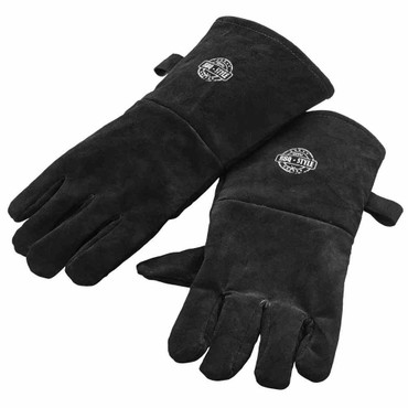 Gefu Leather BBQ and Oven Mitts