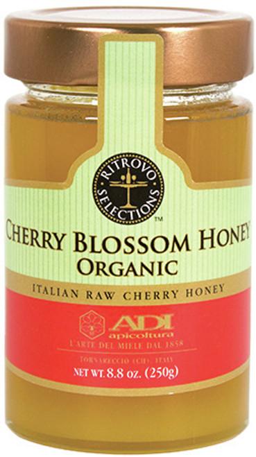 Organic Cherry Flower Honey