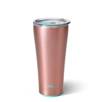 Swig 22oz Tumbler-Rose Gold