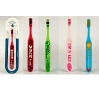 Blue Q Wide Toothbrushes