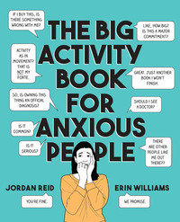 Big Activity Book for Anxiety