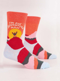 Adventure Man Men's Socks