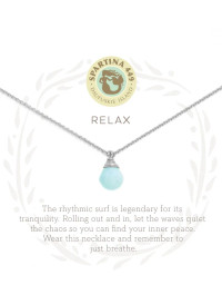Relax Necklace Silver