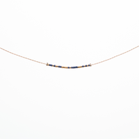 Daughter Morse Code Necklace