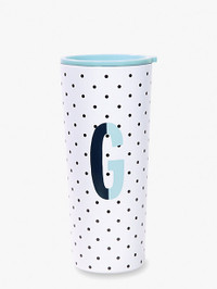 Initial Stainless Tumbler G