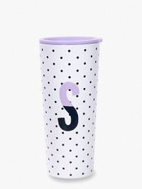 Initial Stainless Tumbler S