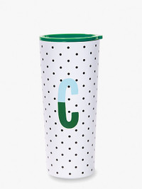 Initial Stainless Tumbler C