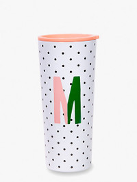 Initial Stainless Tumbler M